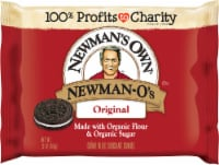 Newman's Own Newman-O's Creme Filled Chocolate Cookies