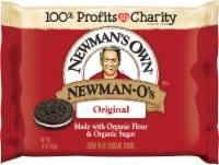 Newman's Own Original Newman-O's Cookies