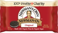 Newman's Own Original Newman-O's Cookies