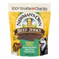 Newman's Own Original Recipe Beef Jerky Dog Treats