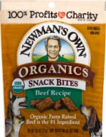 Newman's Own Organic Beef Recipe Snack Bites