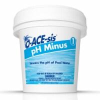 O-ACE-sis Granule pH Minus 6 lb. - Case Of: 8 - Case of: 8
