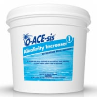O-ACE-sis Alkalinity Increaser 25 lb. - Case Of: 1; - Count of: 1