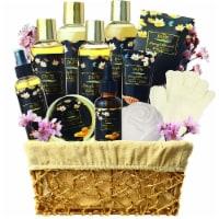Honey Almond Relaxing Spa Gift Basket for Women! - 1