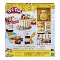 Play-Doh Gold Collection Gold Star Baker Playset - 1
