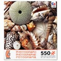 Ceaco Photography - Sea Shells - 550 Pieces - 1