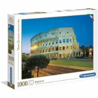 Clementoni 1000 Puzzle - Roma - Colosseo