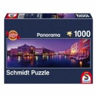 Schmidt Panorama 1000 Piece Jigsaw Puzzle - Canale Grande - Venice - 1