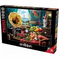 Anatolian Still Life with Fruit - 1000 Jigsaw Puzzle