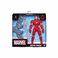 Marvel Avengers Olympus Series - 9.5 Inch Iron Man Action Figure and Accessories - No