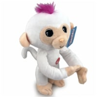 Fingerlings White Pose-able 10 Inch Plush with Sound - 1