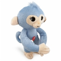 Fingerlings Sparkle Blue Pose-able 10 Inch Plush with Sound - 1