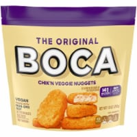 Boca Original Chick'n Veggie Nuggets