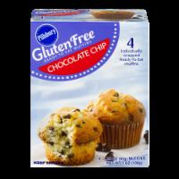 Pillsbury Gluten Free Chocolate Chip Muffins