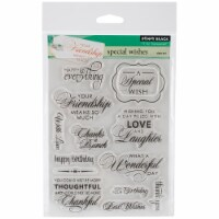Penny Black Clear Stamps-Special Wishes - 1