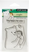 Penny Black Clear Stamps-Snuggles 3 X4 - 1