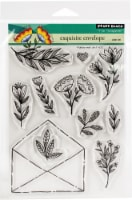 Penny Black Clear Stamps-Exquisite Envelope - 1