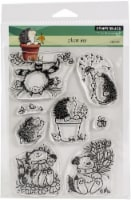 Penny Black Clear Stamps-Plant Joy - 1