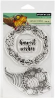 Penny Black Clear Stamps-Harvest Wishes - 1
