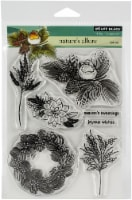 Penny Black Clear Stamps-Nature's Allure - 1