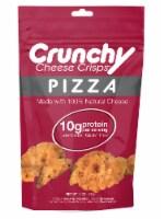 Crunchy Cheese Crisps- Brick Oven Pizza
