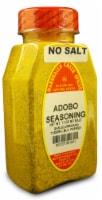 Marshalls Creek Kosher Spices  ADOBO SEASONING NO SALT 11 oz - 11 ounces
