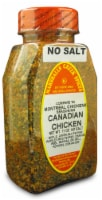 Marshalls Creek Kosher Spices CANADIAN CHICKEN NO SALT (COMPARE TO MONTREAL SEAS. ®)11 oz - 11 ounces