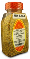 Marshalls Creek Kosher Spices CANADIAN STEAK SEAS.NO SALT,COMPARE TO MONTREAL SEAS®11oz - 11 ounces
