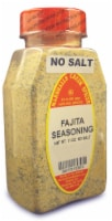 Marshalls Creek Kosher Spices FAJITA SEASONING NO SALT 11 oz - 11 ounces
