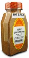 Marshalls Creek Kosher Spices JERK SEASONING NO SALT 11 oz - 11 ounces
