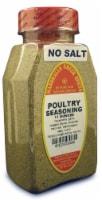 Marshalls Creek Kosher Spices POULTRY SEASONING NO SALT 11 oz - 11 ounces