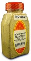 Marshalls Creek Kosher Spices ROAST BEEF SEASONING NO SALT 11 oz - 11 ounces