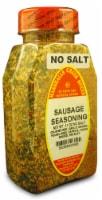 Marshalls Creek Kosher Spices SAUSAGE SEASONING NO SALT 11 oz - 11 ounces