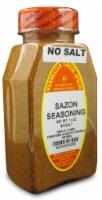 Marshalls Creek Kosher Spices SAZON SEASONING NO SALT, WITH ANNATO 11 oz - 11 ounces