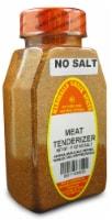 Marshalls Creek Kosher Spices SEASONED MEAT TENDERIZER NO SALT 11 oz - 11 ounces