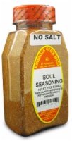 Marshalls Creek Kosher Spices SOUL SEASONING NO SALT 11 oz - 11 ounces