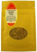 Sample Size, EZ Meal Prep Canadian Steak, No Salt Compare to Montreal Steak Seas.®Ⓚ - 1 ounce