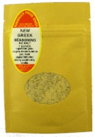 Sample Size, EZ Meal Prep  New Greek Seasoning, No Salt (with mint & onion)Ⓚ - 1 ounce