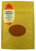Sample Size, EZ Meal Prep Garlic Pepper Blend, No Salt Ⓚ - 1 ounce