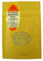 Sample Size, EZ Meal Prep, Pot Roast Seasoning, No Salt Ⓚ - 1 ounce