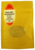 Sample Size, EZ Meal Prep, Poultry Seasoning, No salt Ⓚ - 1 ounce