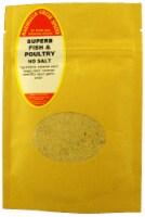 Sample Size, EZ Meal Prep, Superb Fish & Poultry Rub, No Salt Ⓚ - 1 ounce