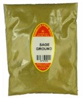 Marshalls Creek Kosher Spices SAGE GROUND REFILL 7 OZ. - 7 oz.