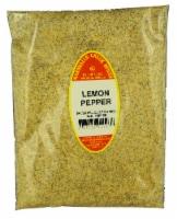 Marshalls Creek Kosher Spices LEMON PEPPER SEASONING REFILL 12 OZ. - 12 oz.