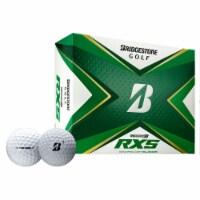 Bridgestone C0WX6D Bridgestone Tour B RXS Golf Balls-Dozen White