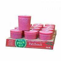 Aloha Bay Patchouli Scented Votive Candles