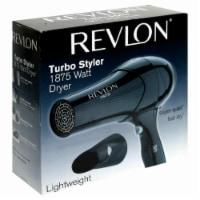 Revlon Turbo Styler Dryer - Black