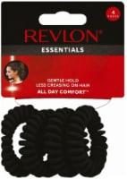 Revlon Gentle Hold Elastics - 4 ct