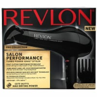Revlon Pro Collection Salon Performance Turbo Power Ionic Styler Hair Dryer