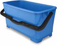 Unger Heavy-Duty Plastic Cleaning Bucket - Blue